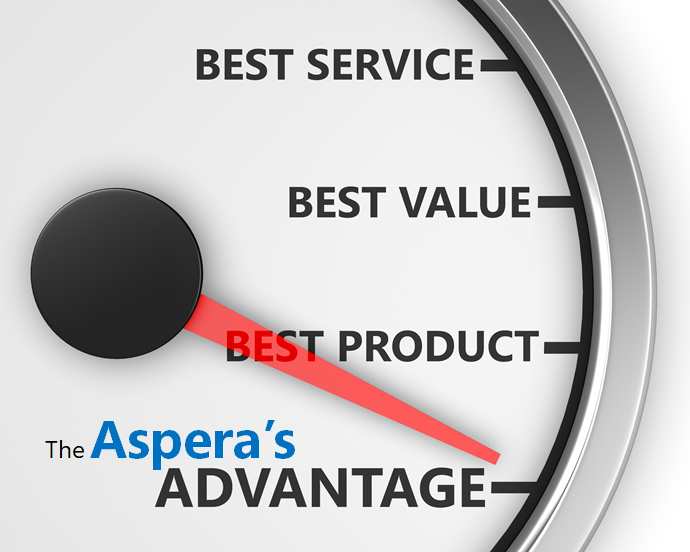 The Aspera Solutions