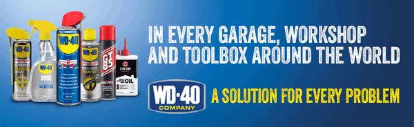 WD-40 range banner