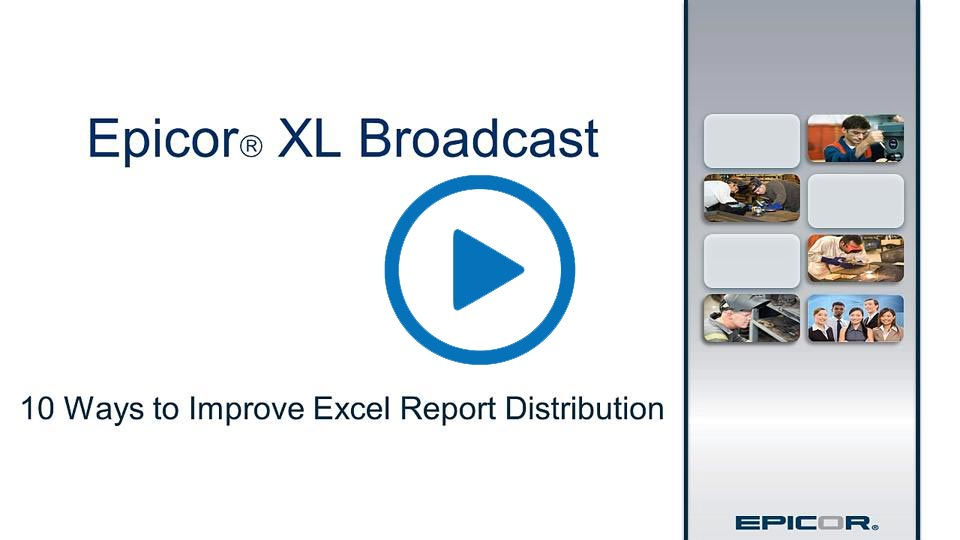 Epicor XL Broadcast thumbnail